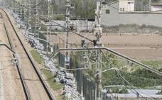 Fomento arranca las obras para el tercer carril pendiente entre Valencia y Sagunto