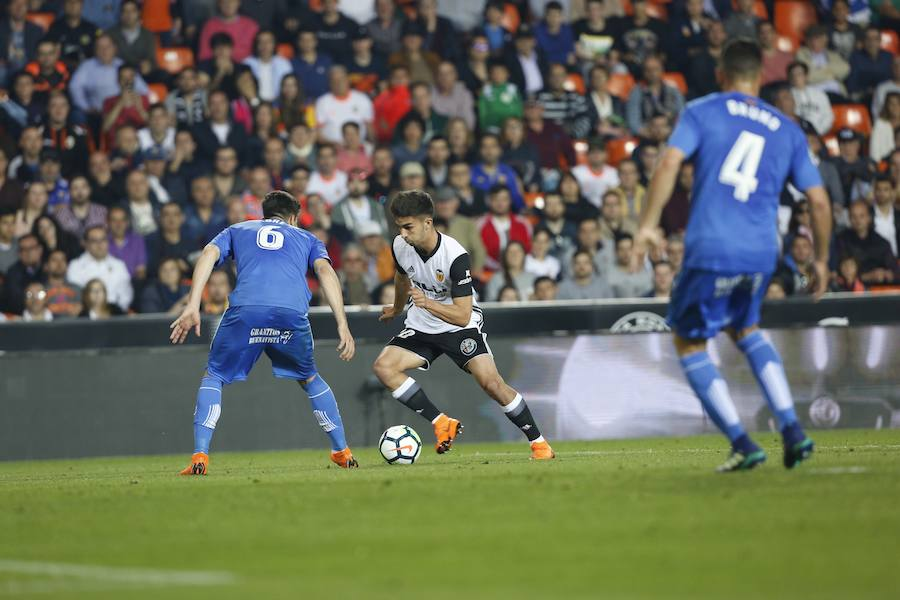 Fotos del Valencia CF - Getafe