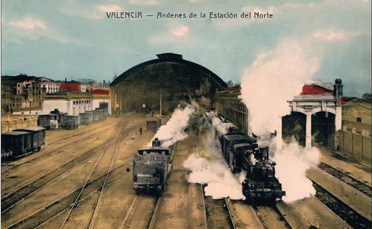 La Estación del Norte de Valencia, 100 años de historia