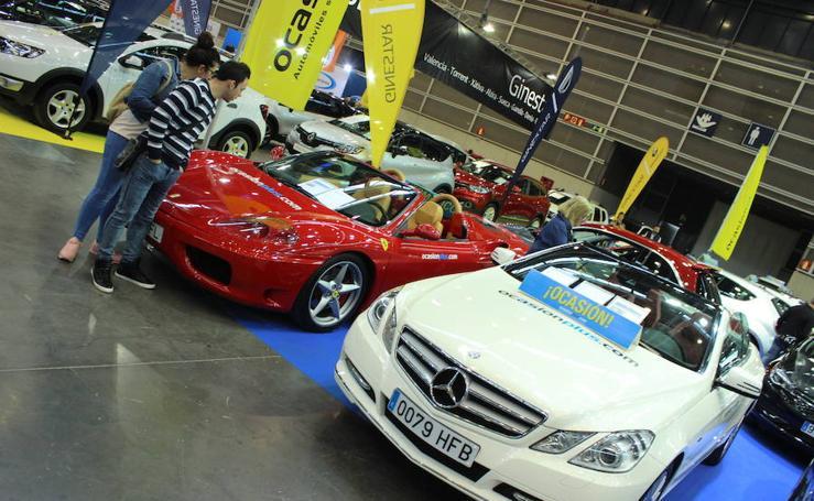Abre la Feria del Vehículo de Ocasión con descuentos de hasta 12.000 euros