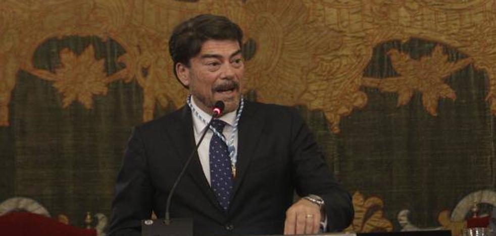 Luis Barcala, de denunciante a alcalde