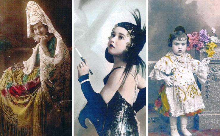 Un siglo de mujeres valencianas: 1870 - 1970