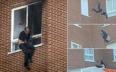 Mata a su expareja y a la madre de ésta y se lanza al vacío desde un octavo piso en Vitoria