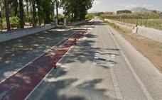 Un joven muere en Ondara tras caer por un terraplén de 3 metros y chocar con su coche contra un árbol
