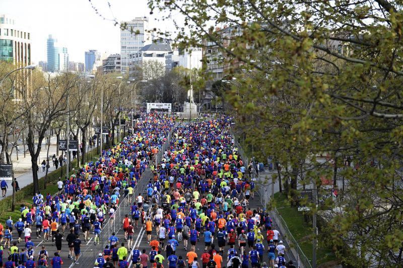 Fotos del Maratón de Madrid 2018