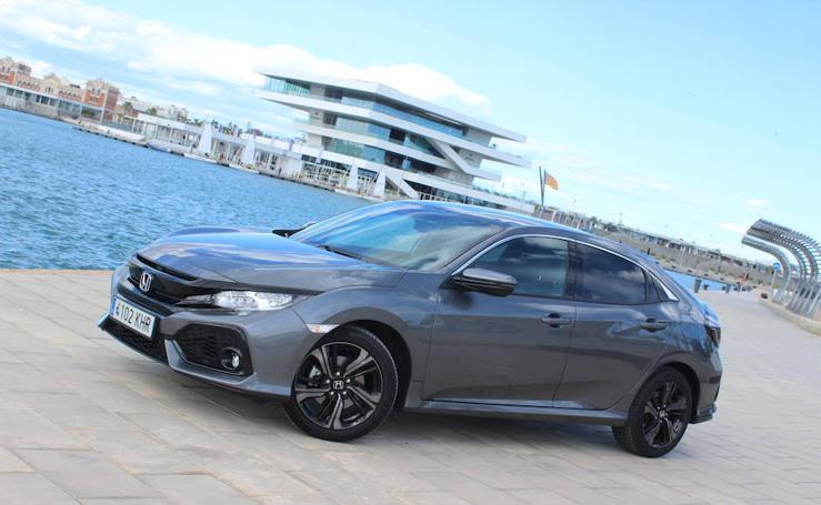 Nuevo Honda Civic Diesel