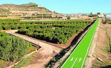 Llíria-Benaguasil, una vía verde para disfrutar con toda la familia