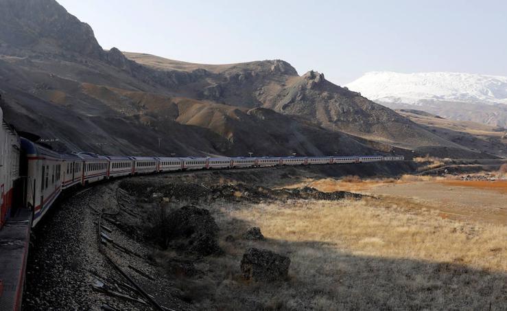 El viaje de tu vida en tren
