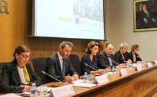 La embajadora de Rumanía destaca el potencial de la Comunitat