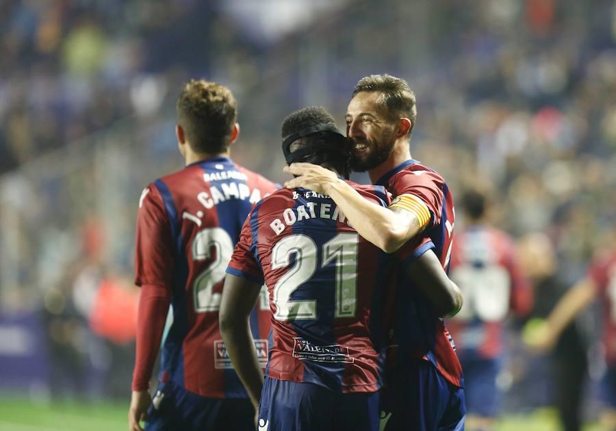Fotos del Levante UD - Sevilla FC