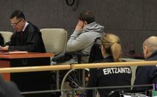Condenado a 25 años por matar a su exmujer y simular un atropello en Bilbao
