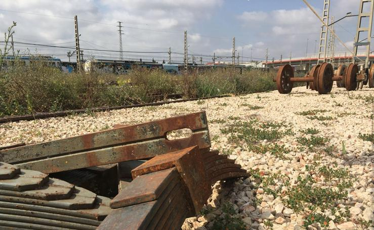 Desde un tranvía tirado por caballos hasta una UTA 3.702: un viaje por la historia ferroviaria de Valencia