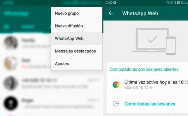 Whatsapp Web/