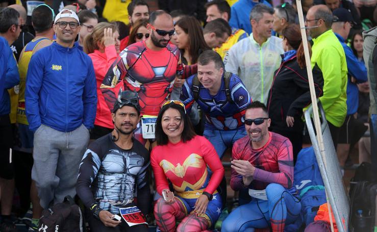 Carrera Ekiden Valencia 2018