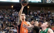 El Joventut desactiva el manual de estilo del Valencia Basket