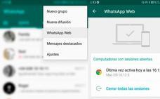 Whatsapp Web: así puedes leer los mensajes sin abrir el chat