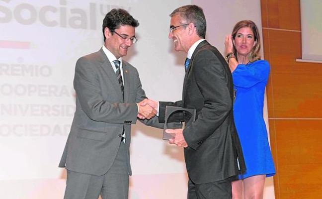 Premio Cooperación Sociedad-Universidad
