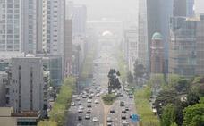 Siete millones de personas mueren cada año por la contaminación atmosférica