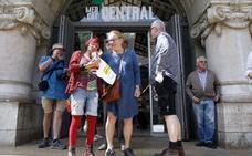 Sólo los guías turísticos oficiales podrán trabajar en el Mercado Central