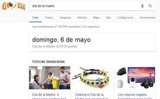 Las búsquedas en Google revelan que los españoles queremos más a mamá que a papá