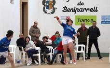 Triunfo visitante en la reedición de la final de la Lliga femenina de raspall