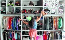 La última técnica para ordenar tu armario