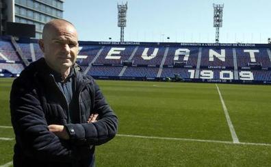 Paco Lopez será el entrenador del Levante la próxima temporada