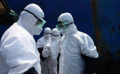 La OMS confirma un nuevo brote de ébola con dos casos y 17 muertes sospechosas