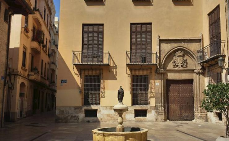 Palacios de Valencia que seguramente no conoces