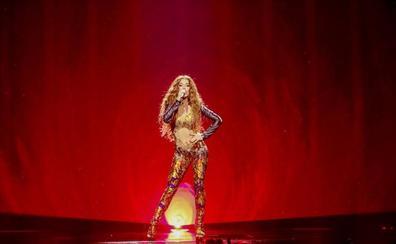 Eurovisión: La diva de 'Fuego' contra el resto