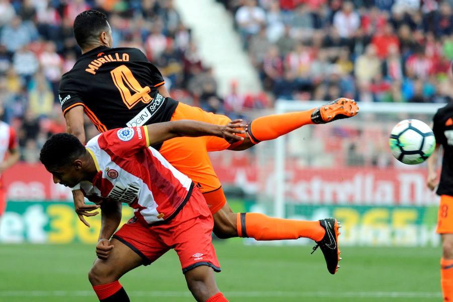 Fotos del Girona - Valencia CF