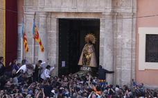 À Punt se olvida de la Virgen de los Desamparados