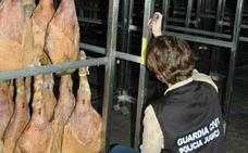 Cuatro detenidos en Tavernes Blanques el robo de 1.850 jamones en secaderos de Teruel