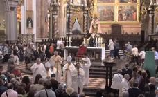 La «vergüenza» del día de la Virgen de los Desamparados