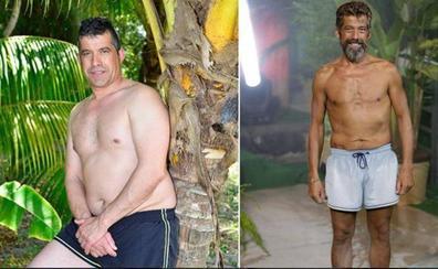 Las pérdidas de peso más extremas de 'Supervivientes'