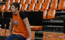 Pleiss y Diot no volverán a jugar con el Valencia Basket hasta la próxima temporada