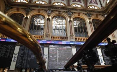 El Ibex-35 recupera los 10.200 después de tres sesiones de caídas