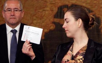 La Fiscalía investiga un supuesto intento de compra del voto de Nerea Belmonte en Alicante