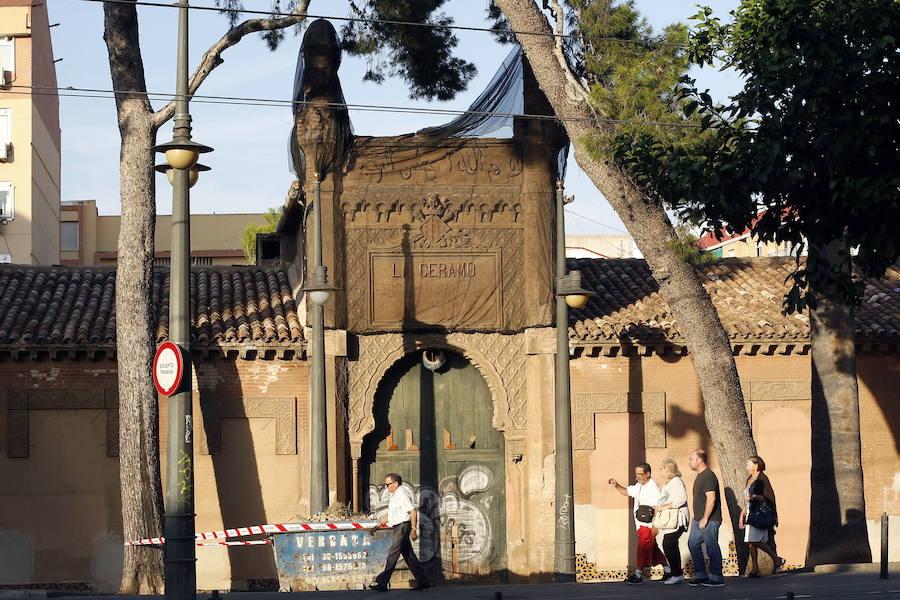 Los otros monumentos valencianos que se encuentran en la Lista Roja del Patrimonio