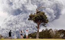 La erupción del volcán Kilauea, en imágenes