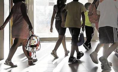 Educación elimina otras siete aulas concertadas para el próximo curso escolar