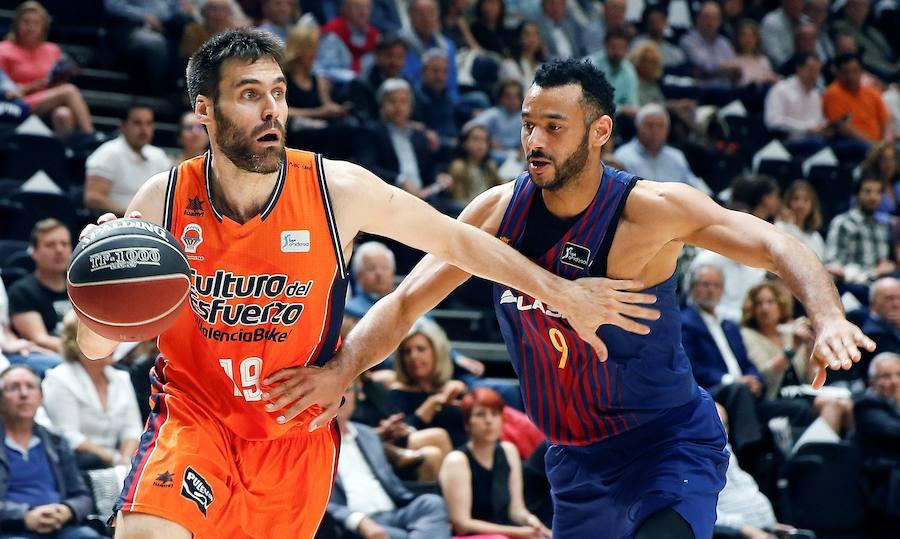Fotos del Valencia Basket - FC Barcelona Lassa