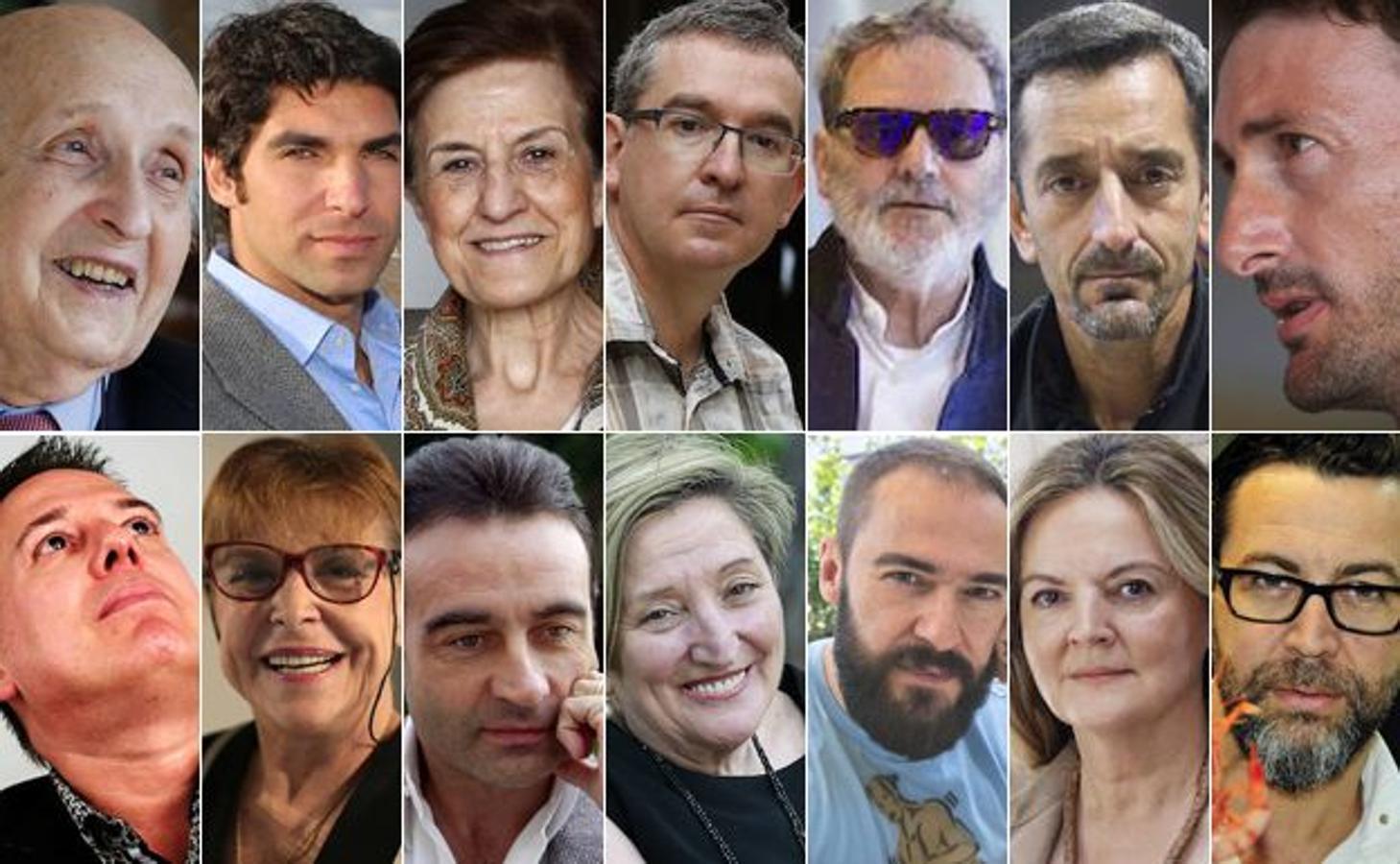 Las confesiones de los famosos valencianos
