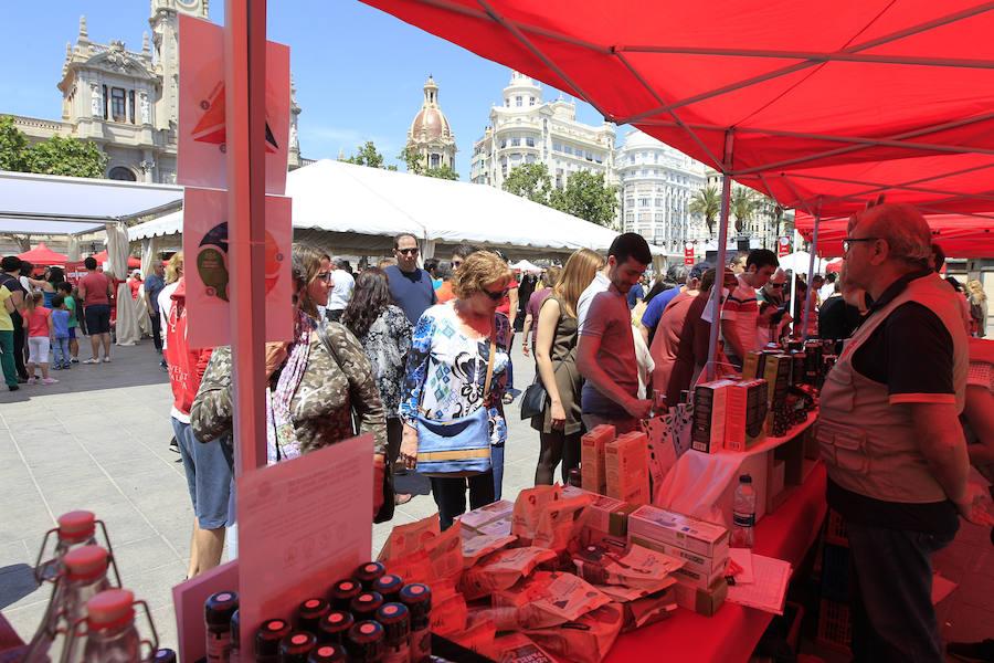 Día del Comercio Justo en Valencia