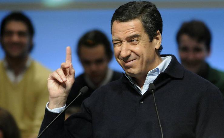La vida política de Eduardo Zaplana, en imágenes