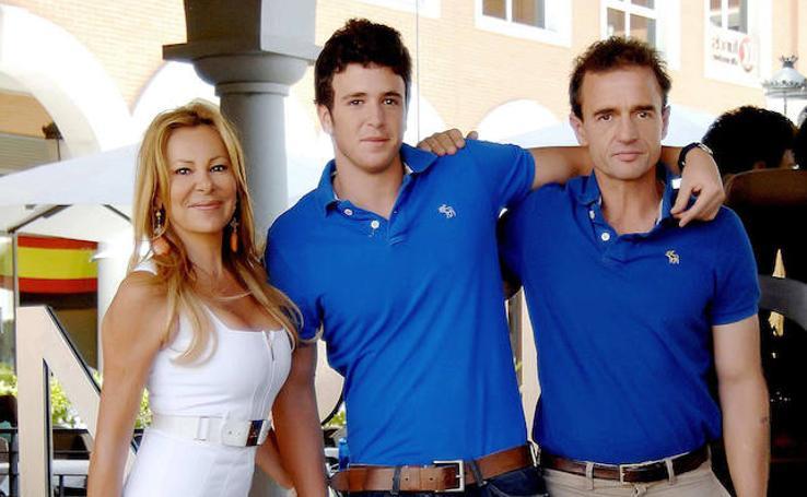 Preocupa el estado de salud del hijo de Ana Obregón y Alessandro Lequio