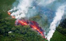 Por qué la erupción del volcán Kilauea refrescará el verano en Valencia