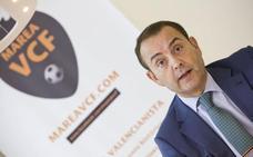 Zorío: «El acuerdo del Valencia CF con Deloitte es una due dilligence»