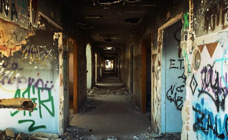 El psiquiátrico abandonado de Cheste