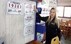 Hacienda se queda con el millón de euros de un boleto de lotería